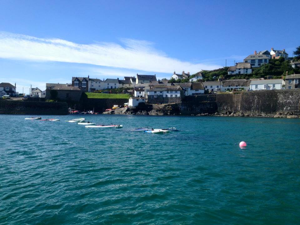 Coverack Bay