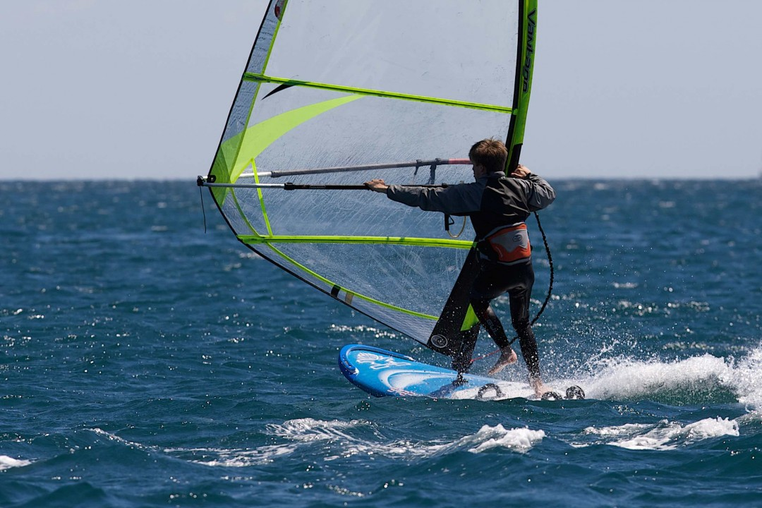 Coverack Windsurfing